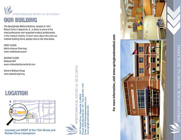 Springbrook Medical Brochure